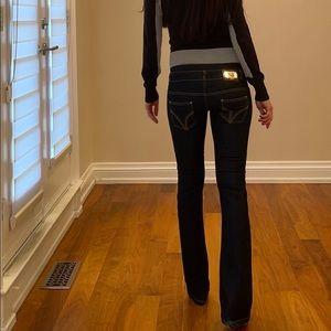 Vintage Dolce & Gabbana jeans. Low rise.